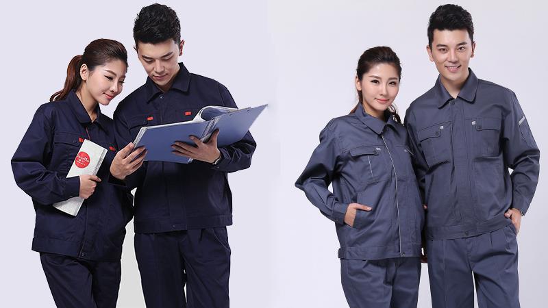 定制品牌工作服的三个主要优势